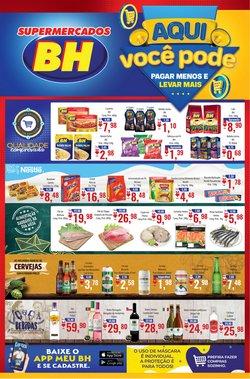 Ofertas de Supermercados no catálogo Supermercados BH (  Válido até amanhã)