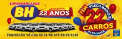 Promoção de Supermercados BH no folheto de Belo Horizonte