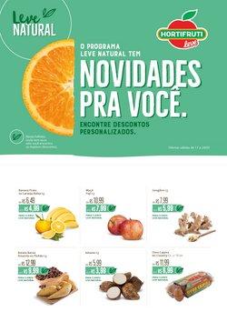 Ofertas de Supermercados no catálogo Hortifruti (  Publicado hoje)