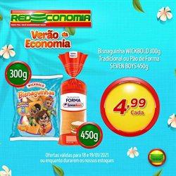 Ofertas Supermercados no catálogo Rede Economia em Petrópolis ( Válido até amanhã )