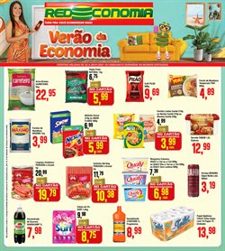 Ofertas Supermercados no catálogo Rede Economia em Itaboraí ( 3 dias mais )