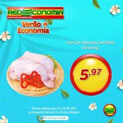 Ofertas Supermercados no catálogo Rede Economia em Itaboraí ( Vence hoje )