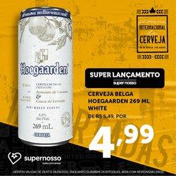 Ofertas de Supermercados no catálogo Super Nosso (  5 dias mais)