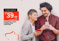 Promoção de Nextel no folheto de São Paulo