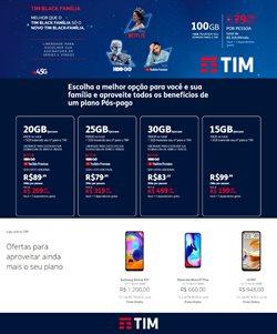 Ofertas Tecnologia e Eletrônicos no catálogo Tim em Juazeiro ( 5 dias mais )