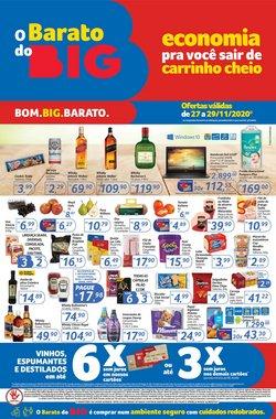 Ofertas Supermercados no catálogo Big ( Válido até amanhã )