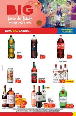 Ofertas Supermercados no catálogo Big em Guaíba ( Válido até amanhã )