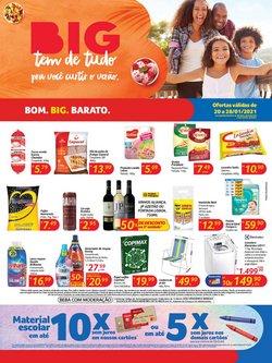 Ofertas Supermercados no catálogo Big em Caxias do Sul ( Válido até amanhã )