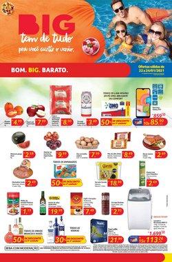 Ofertas Supermercados no catálogo Big em Gravataí ( Vence hoje )