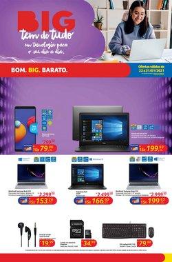 Ofertas Supermercados no catálogo Big em Caxias do Sul ( 4 dias mais )