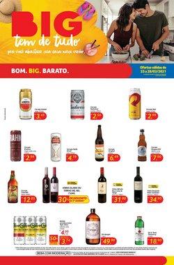 Ofertas Supermercados no catálogo Big em Belo Horizonte ( 3 dias mais )
