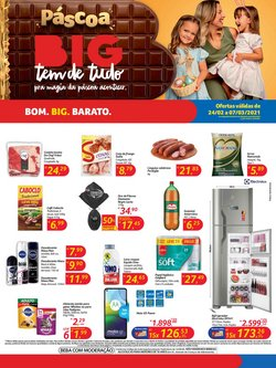Ofertas Supermercados no catálogo Big em Porto Alegre ( Publicado hoje )