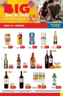 Ofertas Supermercados no catálogo Big em São Gonçalo ( Válido até amanhã )