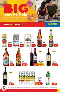 Ofertas Supermercados no catálogo Big em Ribeirão Preto ( Válido até amanhã )