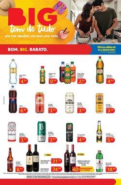 Ofertas Supermercados no catálogo Big em Porto Alegre ( 3 dias mais )