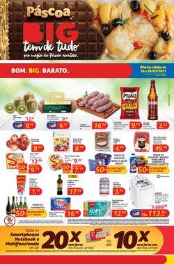Ofertas Supermercados no catálogo Big em Indaiatuba ( 3 dias mais )