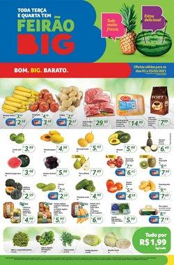 Ofertas Supermercados no catálogo Big em Taboão da Serra ( Vence hoje )