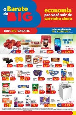 Ofertas Supermercados no catálogo Big em Rio de Janeiro ( 2 dias mais )