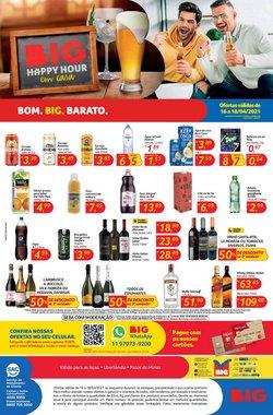 Ofertas Supermercados no catálogo Big em Uberlândia ( Vence hoje )