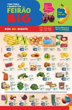 Ofertas de Supermercados no catálogo Big (  Publicado ontem)