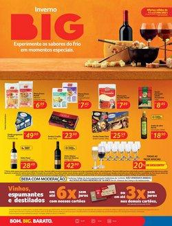 Ofertas de Supermercados no catálogo Big (  4 dias mais)