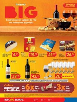 Ofertas de Supermercados no catálogo Big (  Publicado hoje)