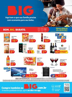 Ofertas de Big no catálogo Big (  2 dias mais)