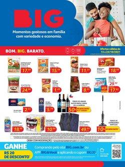 Ofertas de Supermercados no catálogo Big (  2 dias mais)