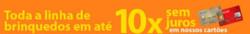 Promoção de Hipermercado Big no folheto de Chapecó