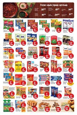 Ofertas de Espaguete em Supermercados Intercontinental