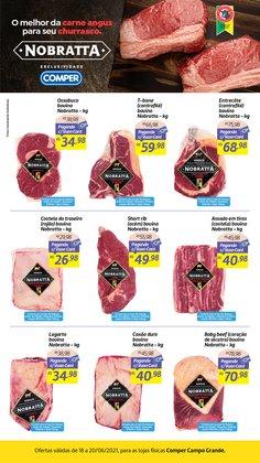 Ofertas de Supermercados no catálogo Comper (  Válido até amanhã)