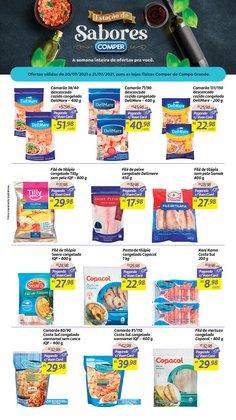 Ofertas de Supermercados no catálogo Comper (  6 dias mais)