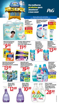 Ofertas de Supermercados no catálogo Comper (  Publicado ontem)