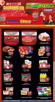 Catálogo Supermercados Campeão (  Válido até amanhã)