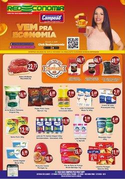 Ofertas de Supermercados Campeão no catálogo Supermercados Campeão (  Vence hoje)