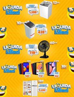 Ofertas Tecnologia e Eletrônicos no catálogo Liliani em Fortaleza ( Vence hoje )