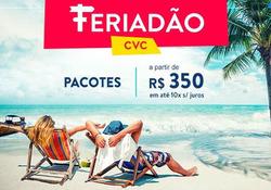 Promoção de CVC no folheto de São José