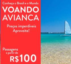 Promoção de Viagens, passeios, turismo no folheto de CVC em São Caetano do Sul