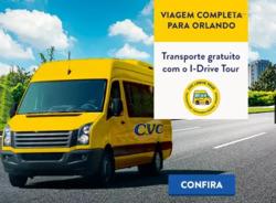 Promoção de CVC no folheto de Porto Alegre