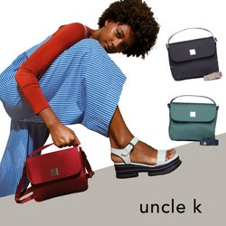 Ofertas de Uncle K no catálogo Uncle K (  28 dias mais)