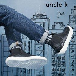 Ofertas de Uncle K no catálogo Uncle K (  9 dias mais)