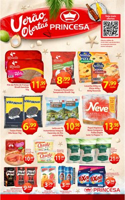 Ofertas Supermercados no catálogo Princesa Supermercados em Itaboraí ( 8 dias mais )