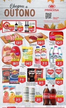 Ofertas Supermercados no catálogo Princesa Supermercados em Rio de Janeiro ( Publicado a 2 dias )