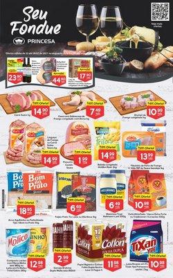 Ofertas de Supermercados no catálogo Princesa Supermercados (  3 dias mais)