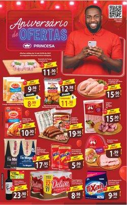 Ofertas de Princesa Supermercados no catálogo Princesa Supermercados (  3 dias mais)