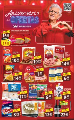 Ofertas de Princesa Supermercados no catálogo Princesa Supermercados (  2 dias mais)