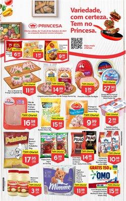 Ofertas de Princesa Supermercados no catálogo Princesa Supermercados (  Vence hoje)