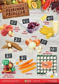 Ofertas de Supermercados no catálogo Princesa Supermercados (  Válido até amanhã)