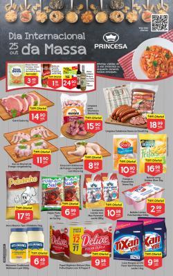 Ofertas de Supermercados no catálogo Princesa Supermercados (  Publicado hoje)
