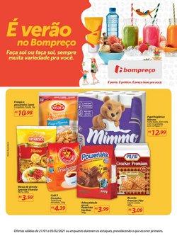 Ofertas Supermercados no catálogo Super Bompreço em Maceió ( 7 dias mais )